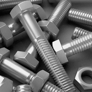 Nickel Bolts